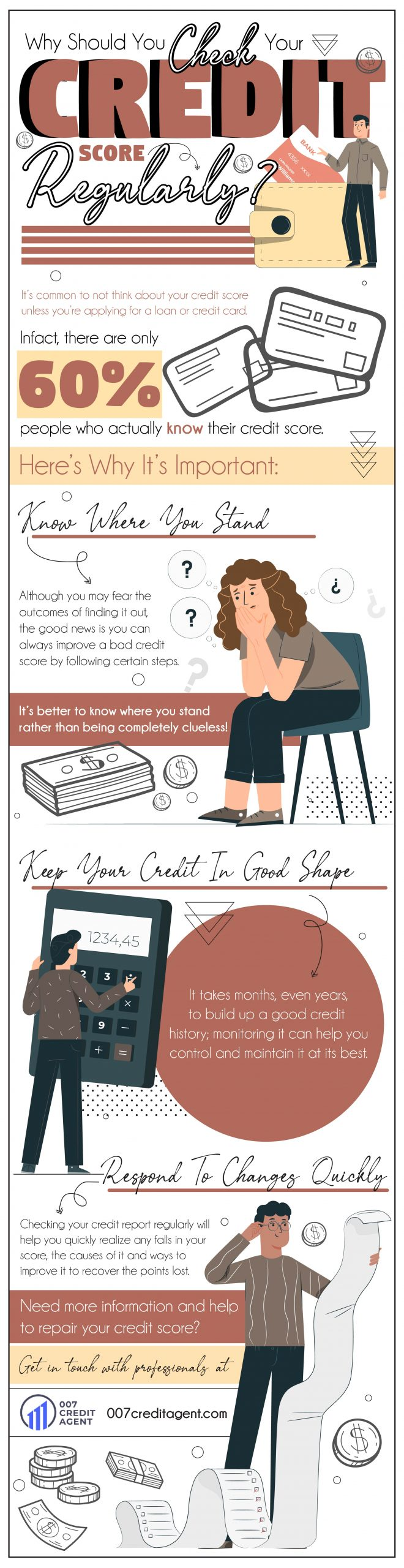 Why Should you Check Your Credit Score Regularly
