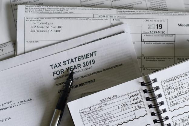 a-tax-statement