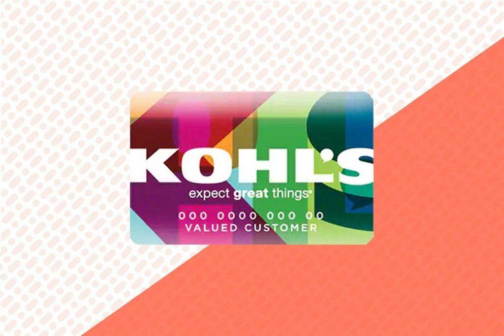 Kohl's Credit Card